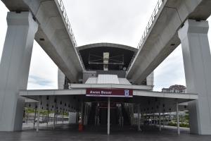 LRT Ampang Line Extension B