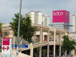 Jaya Jusco Taman Equine